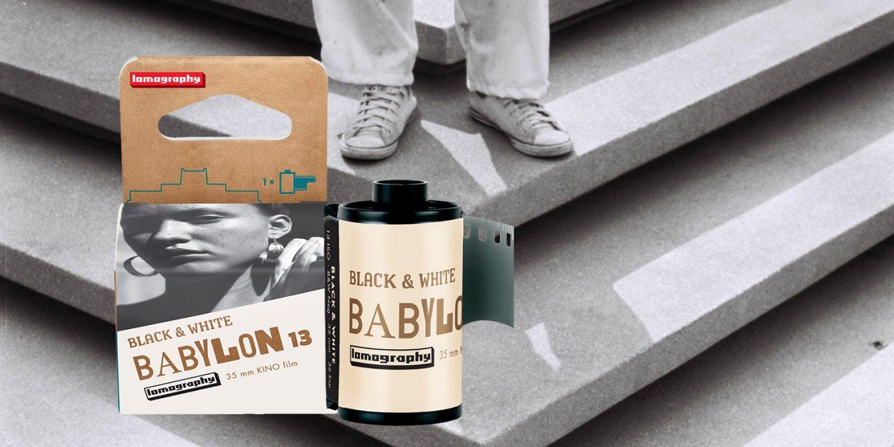 Babylon Kino 13: Neuer Schwarzweiß-Film mit vielen Details