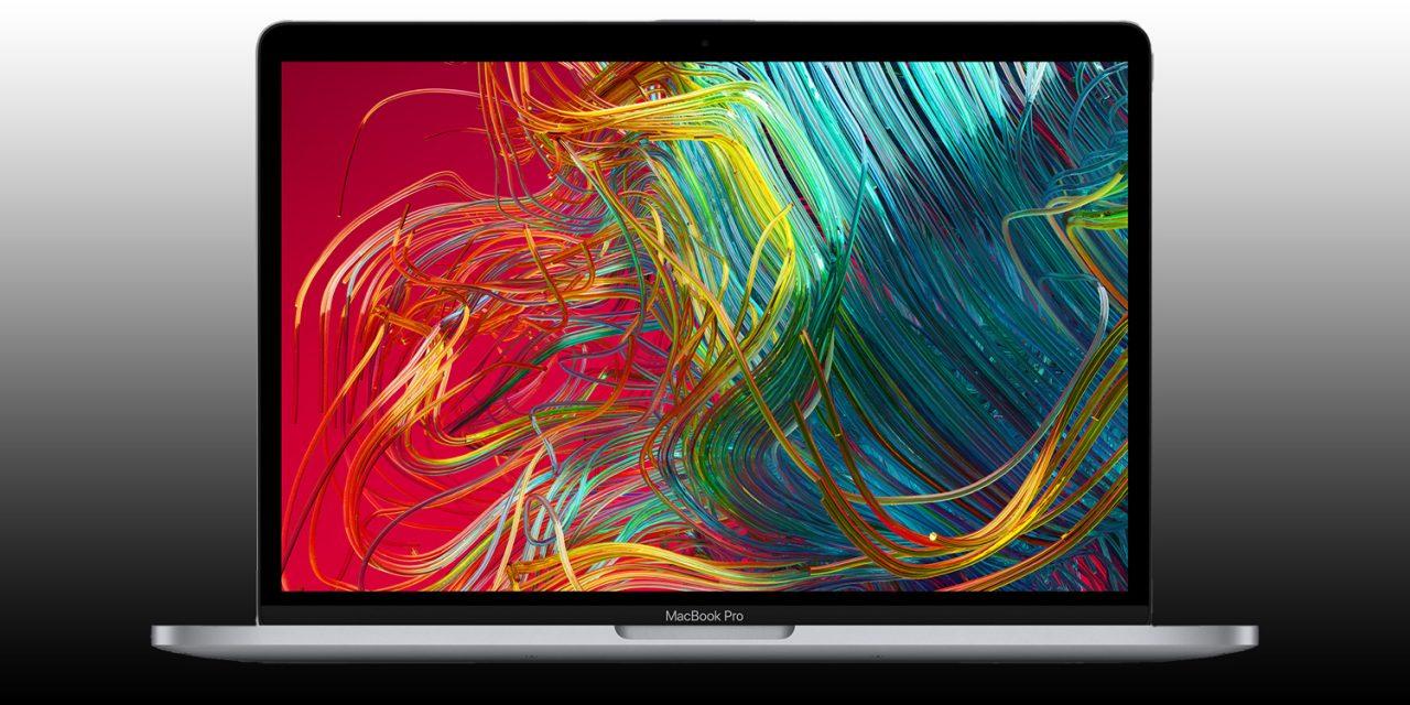 """Neu von Apple: 13"""" MacBook Pro mit neuer Tastatur und verbesserter Ausstattung"""