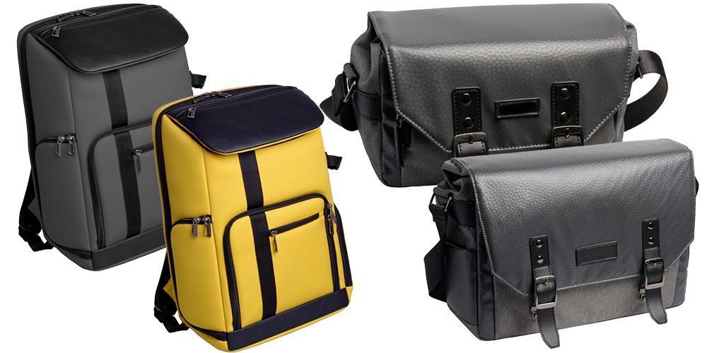 Braun präsentiert Fototaschen Buddy und Fotorucksack Uluru