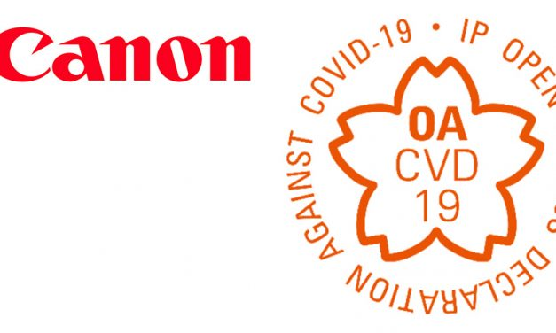 Canon steuert Wissen im Kampf gegen Corona bei