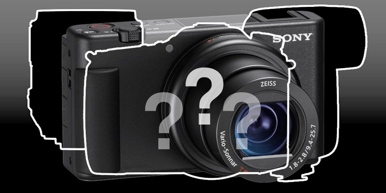 Sony ZV-1: Kompaktkamera für Vlogger – detaillierte Beschreibung durchgesickert