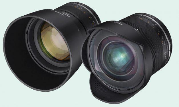 Samyang bringt MF 14mm F2,8 MK2 und MF 85mm F1,4 MK2