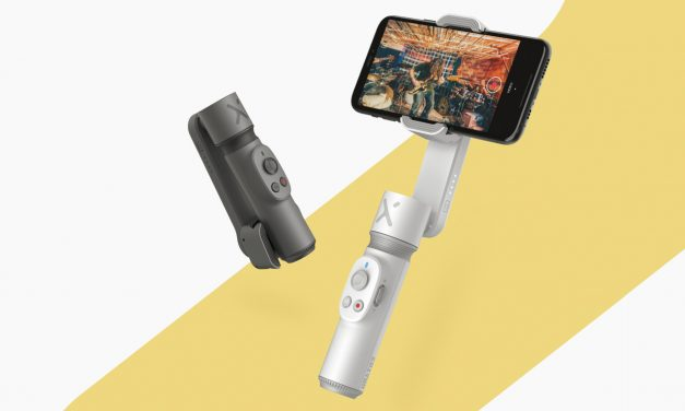 Neu von Zhiyun: Smartphone-Gimbal Smooth-X