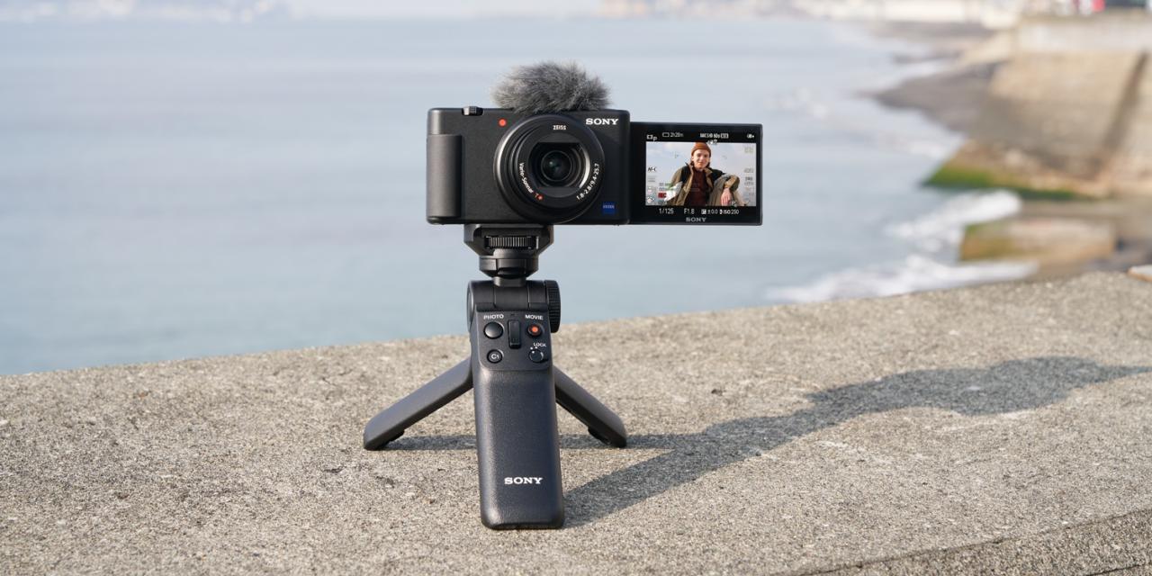 Sony ZV-1: Kompaktkamera für Vlogger und Fotografen präsentiert (aktualisiert)