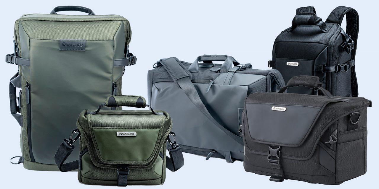 Vanguard baut Taschen- und Rucksackangebot massiv aus