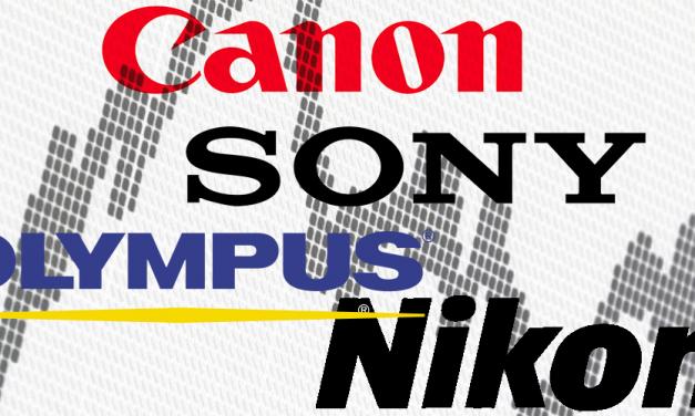Canon und Sony: Corona lässt Kameraabsatz implodieren