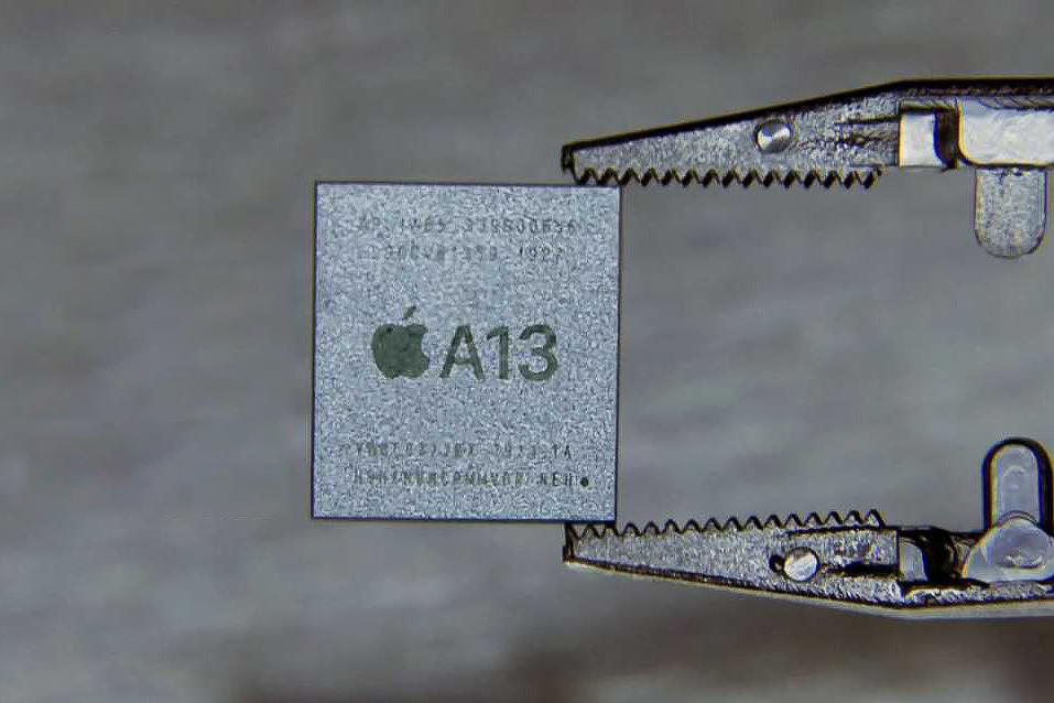 Apple-A13-Prozessor
