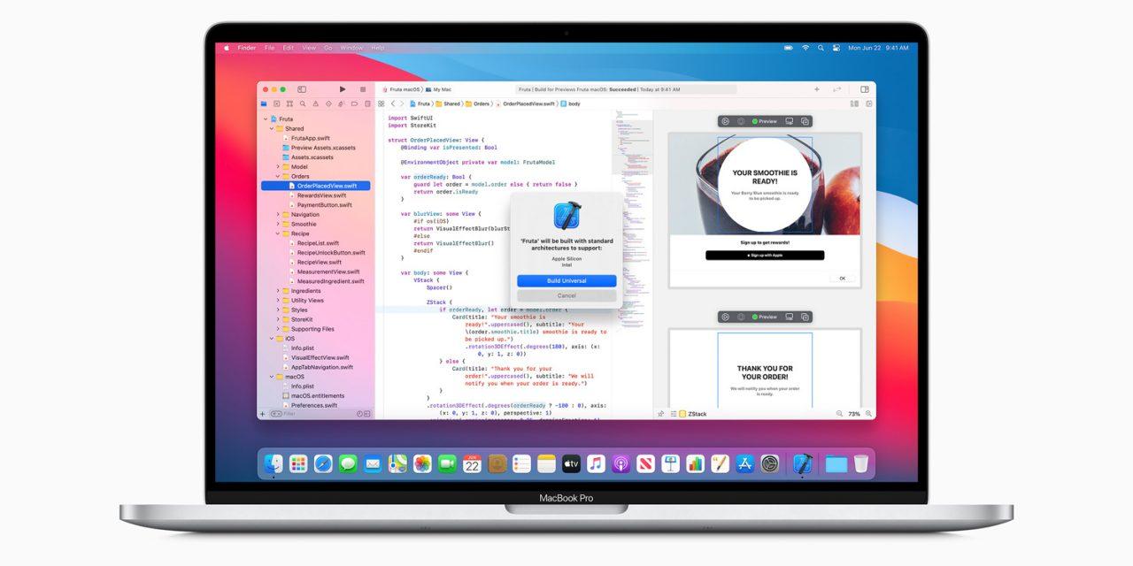 Apple Mac: Intel muss gehen, Apple-Prozessoren kommen