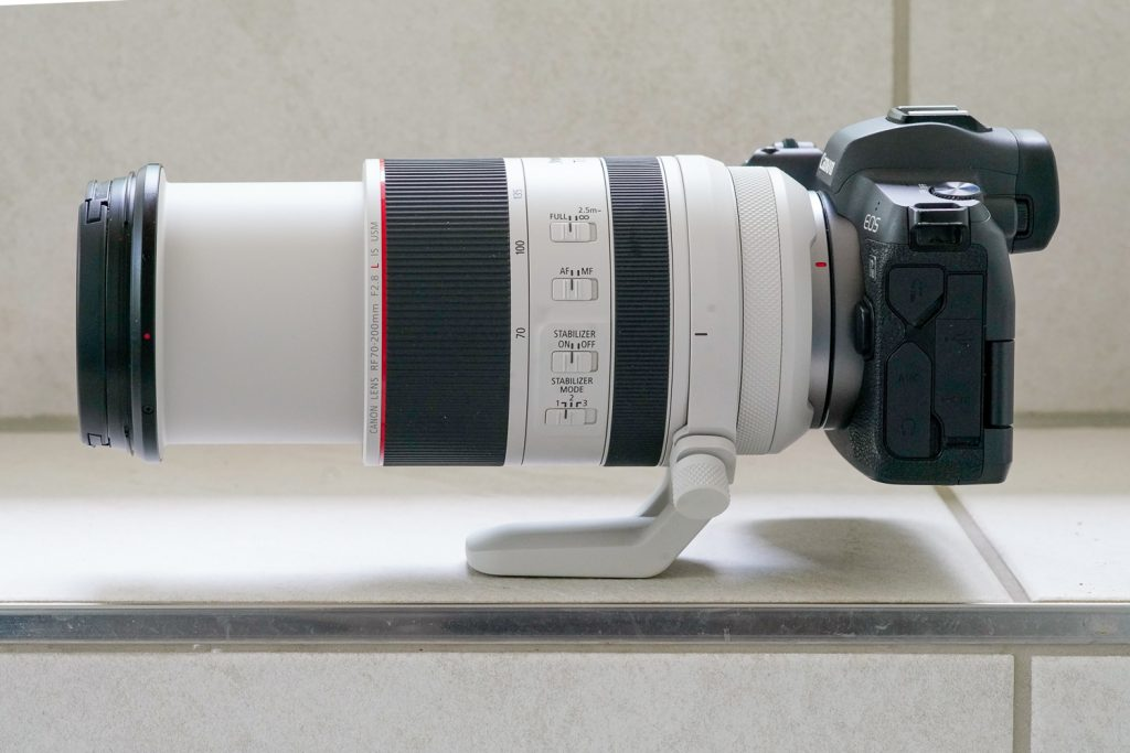 Canon RF 70-200 Stativschelle