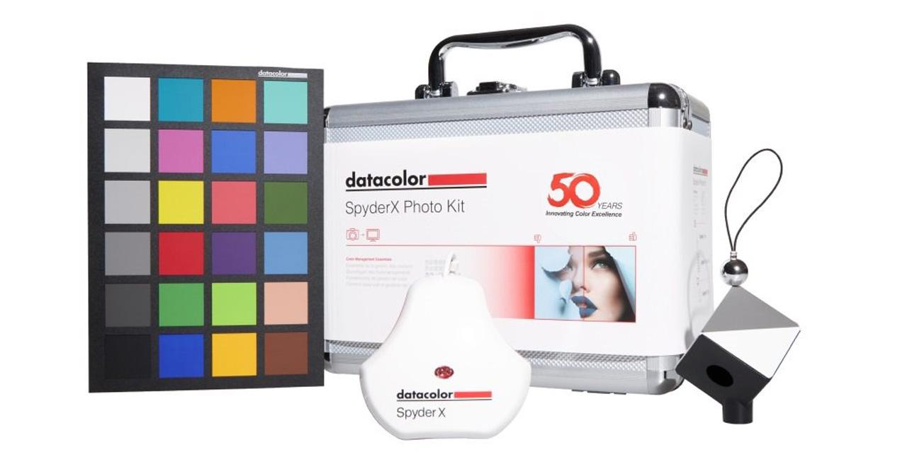 Datacolor feiert Jubiläum und halbiert den Preis des SpyderX Photo Kit