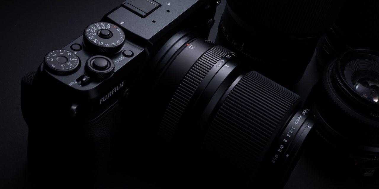 Neu von Fujifilm: Weitwinkel GF30mmF3.5 R WR für GFX-System