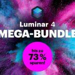Sonderaktion +++ Luminar 4 im Mega-Bundle stark vergünstigt +++ nur für kurze Zeit