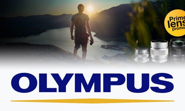 Rabatte bei Olympus: Festbrennweiten bis zu 300 Euro günstiger