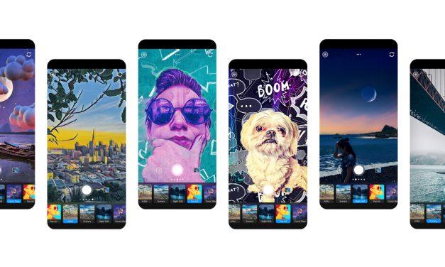Adobe veröffentlicht Photoshop Camera für Android und iOS