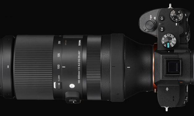Sigma bringt 100-400mm F5-6,3 DG DN OS für Sony E und L-Mount (2x aktualisiert)
