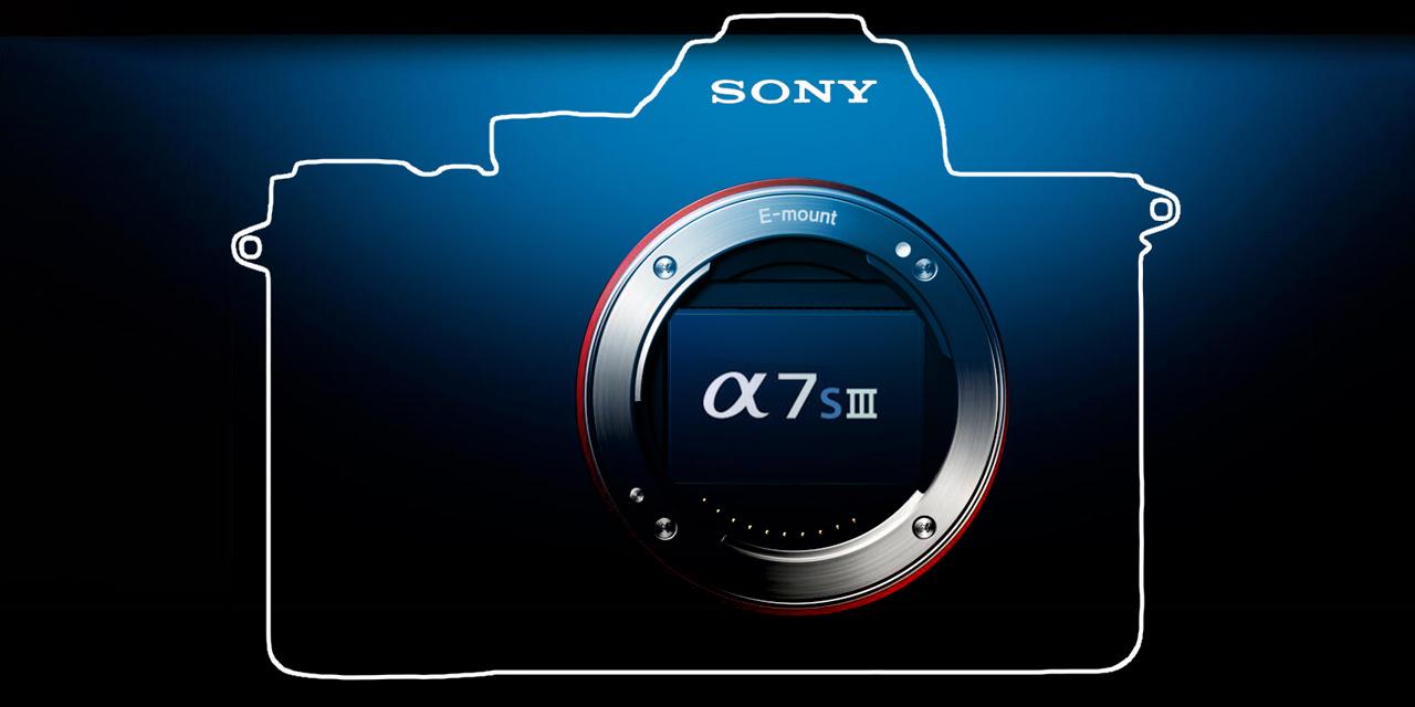 Sony bestätigt: Alpha 7S III wird Ende Juli enthüllt