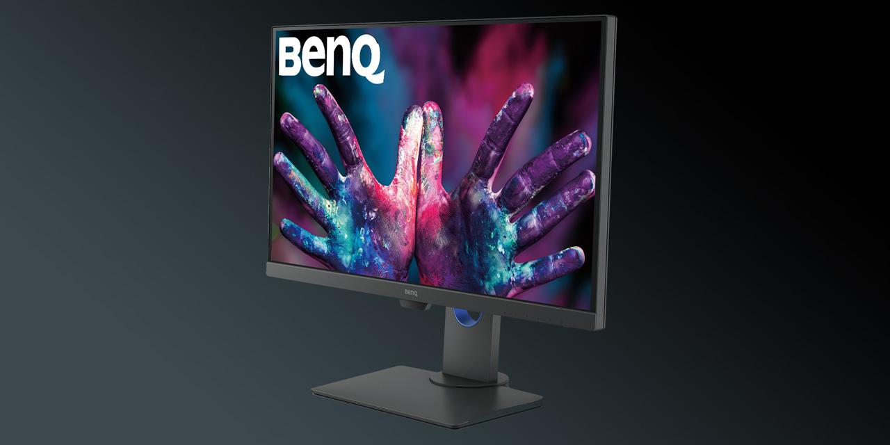 BenQ PD2705Q: Günstiger Monitor für Bildbearbeiter und Fotografen