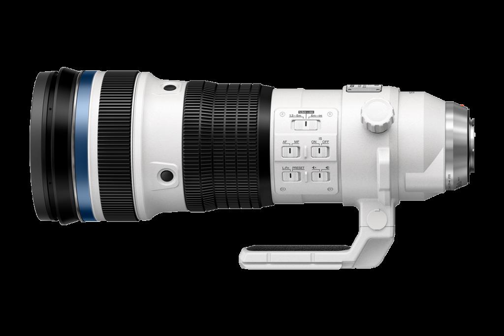 ED 150-400mm F4.5 TC 1.25x IS PRO
