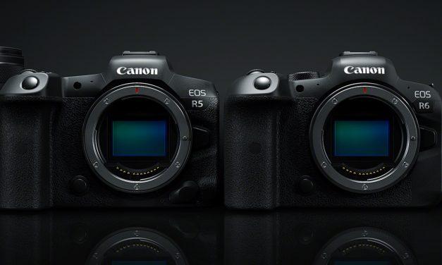 Canon EOS R5 und EOS R6 offiziell vorgestellt (aktualisiert)