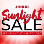 Jinbei Sunlight Sale: Studioblitze & mehr mit bis zu 46 % Rabatt!