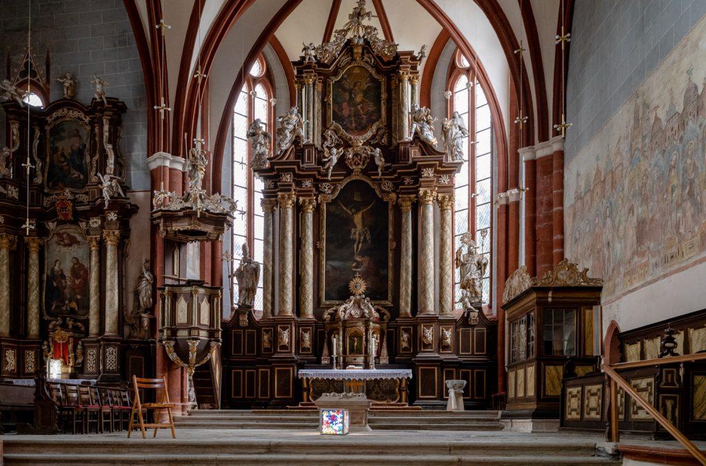 Leica M10-R Kirche