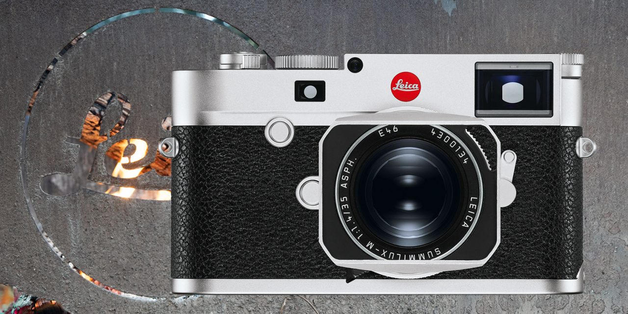 Leica M10-R – neues Mitglied der M-Familie mit 40 Megapixel vorgestellt (aktualisiert)