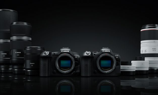 Neu von Canon für EOS R: Vier Tele(zooms), zwei Telekonverter