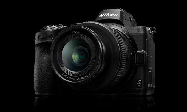 Nikon Z5 mit Kit-Objektiv Z 24-50 mm 1:4-6.3 ausführlich vorgestellt