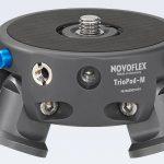 Neu von Novoflex: Stativschulter TrioPod-M für TrioPod-Stativsystem