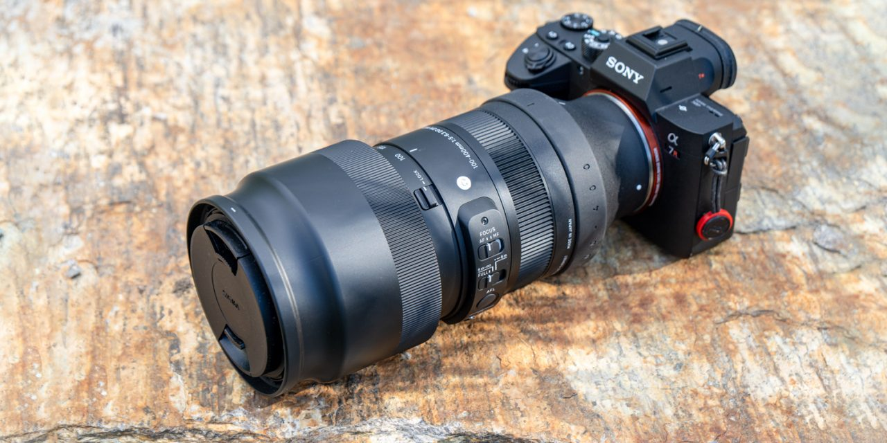 Sigma 100-400mm F5-6.3 DG DN OS bereits ausprobiert