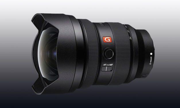 Sony FE 12-24mm F2.8 GM vorgestellt (aktualisiert)
