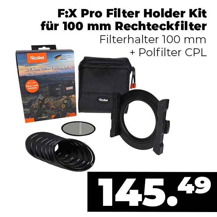FX Pro Filterhalter