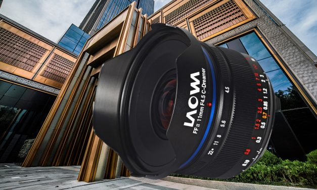 Neu von Laowa: 11mm f/4,5 FF RL – Ultra-Weitwinkel für spiegelloses Vollformat