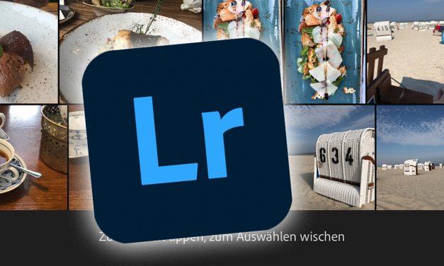 Achtung: Lightroom für iOS löscht Fotos unwiederbringlich!