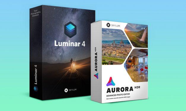Sommeraktion von Syklum: Luminar 4 & Aurora HDR stark vergünstigt