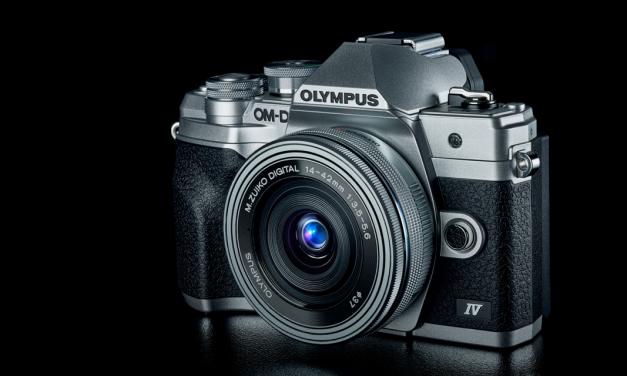 Olympus präsentiert: OM-D E-M10 Mark IV