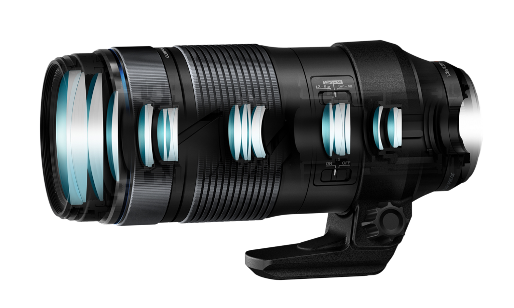 Olympus_EZ-M1040_Cutmodel