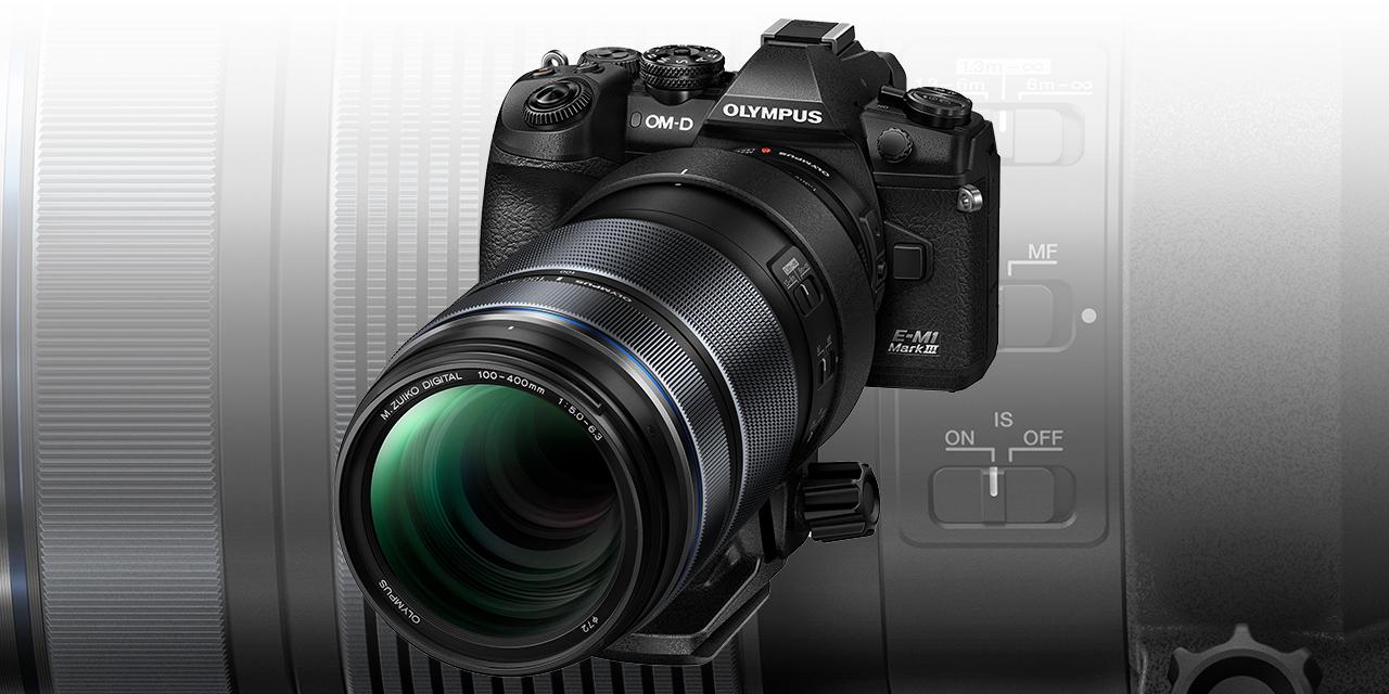 Neu von Olympus: Super-Telezoom M.Zuiko Digital ED 100-400mm F5.0-6.3 IS