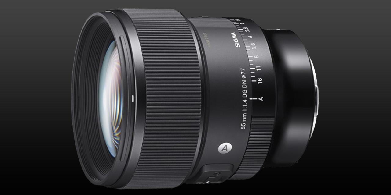 Für Sony und L-Mount: Sigma bringt 85mm F1.4 DG DN Art (aktualisiert)