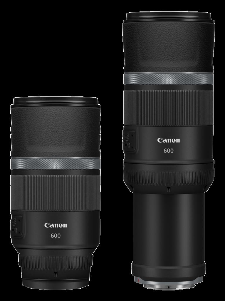 Canon-RF600-Groessenvergleich