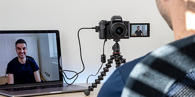 Canon hat die EOS Webcam Utility Software fertig