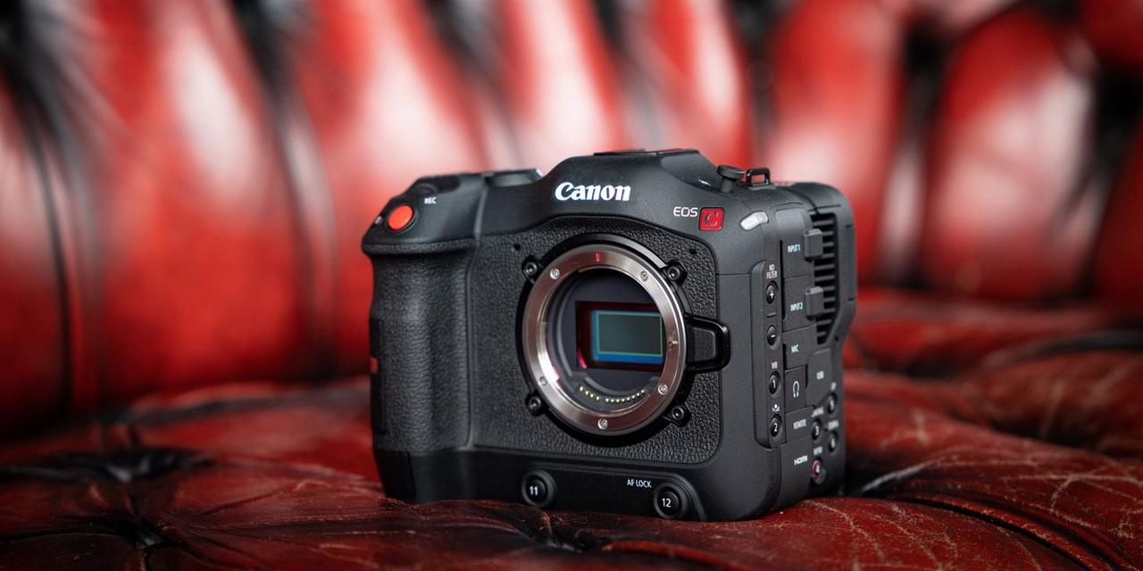 Canon EOS C70: Cine-Kamera mit RF-Mount vorgestellt