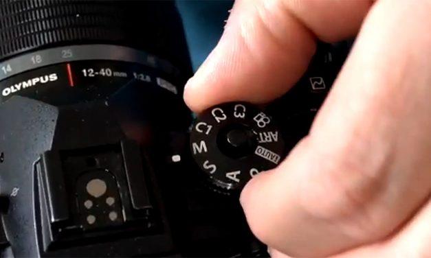 Speziell für Einsteiger: Online-Seminar zu Olympus-Kameras