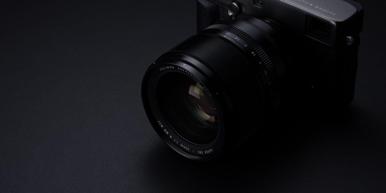 Fujinon XF50mmF1.0 R WR: Weltweit erstes Autofokus-Objektiv mit Blende F1.0 vorgestellt