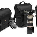 Lowepro erweitert ProTactic-Serie um Rucksack, Messengertasche und zwei Holster