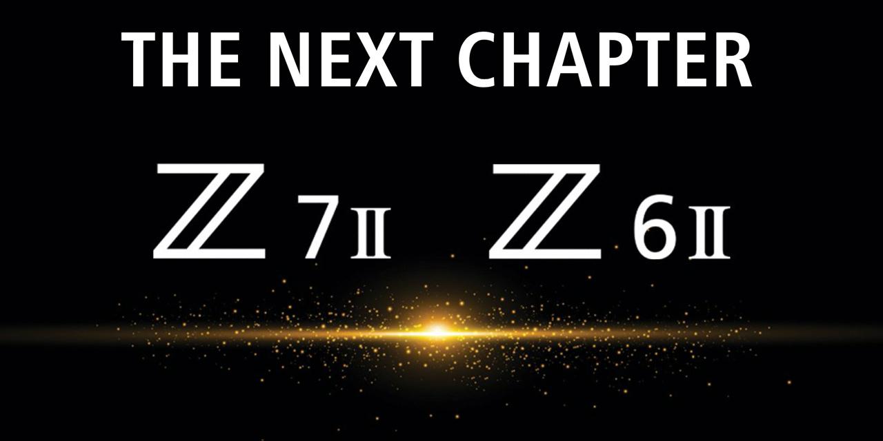 Nikon macht's spannend: Z 7 II und Z 6 II werden Mitte Oktober enthüllt