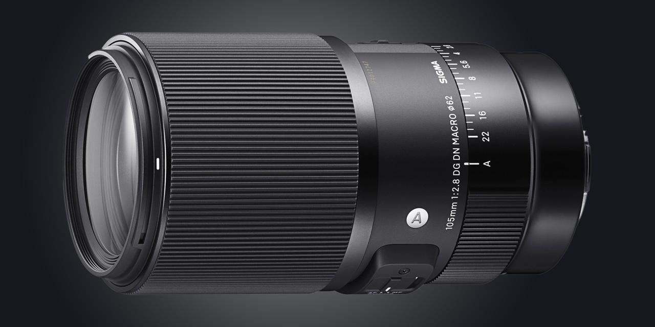 Neu von Sigma: 105mm F2,8 DG DN MACRO | Art für Sony E und Leica L