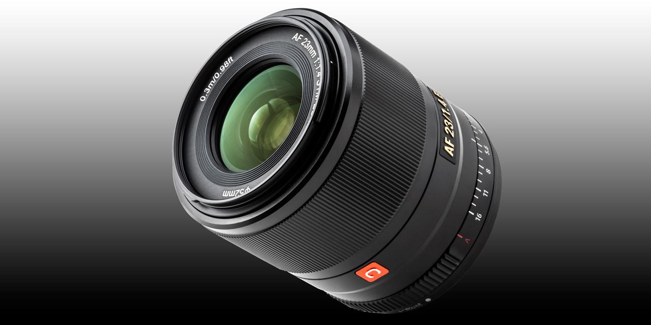 Viltrox AF 23mm f/1.4 jetzt auch für Sony APS-C