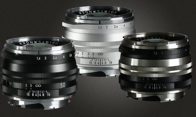 Neu von Voigtländer: Nokton 50mm / 1:1,5 Vintage Line asphärisch II für Leica M