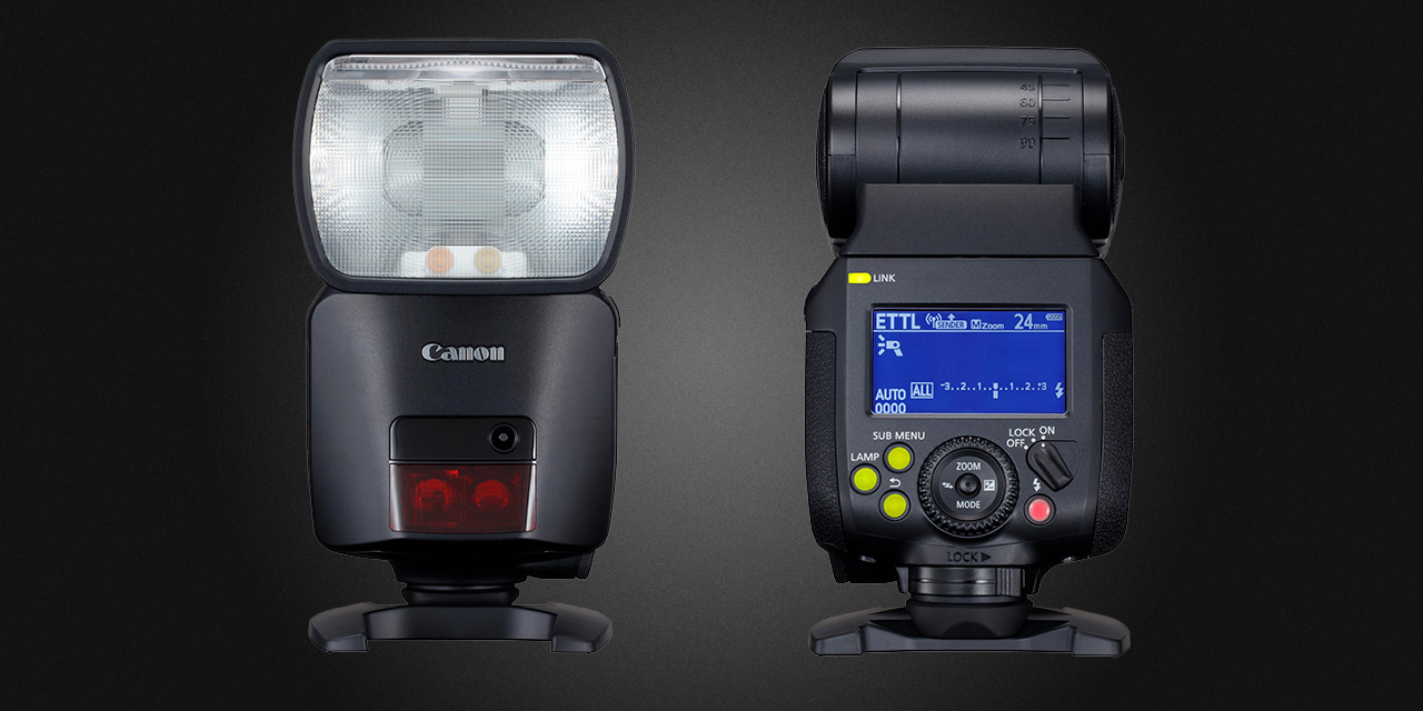 Canon bringt Profi-Blitz Speedlite EL-1
